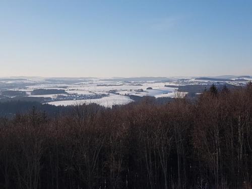 Výhled ze Zubštejna